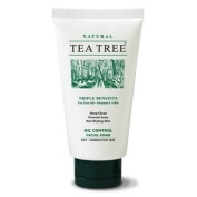 Tea Tree Natural Oil Control Facial Foam 70g
