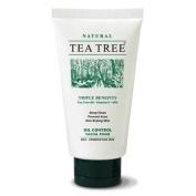 Tea Tree Natural Oil Control Facial Foam 70g