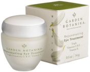 Garden Botanika Rejuvenating Eye Treatment, 15ml Jar