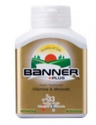 BANNER PROTEIN + PLUS (Gold) 30 Capsules