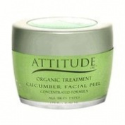 Attitude Line Organic Cucumber Facial Peel