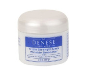 Dr. Denese Triple Strength Neck Wrinkle Smoother, 60ml Size