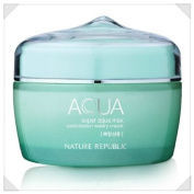 Nature Republic Super Aqua Max Combination Watery Cream 80ml for combination skin type