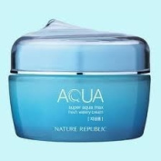 Nature Republic Super Aqua Max Fresh Watery Cream 80ml for oily skin type