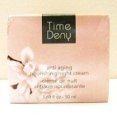 Time Deny Anti Ageing Nourishing Night Cream - 50ml