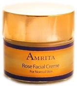 Rose Facial Creme for Normal Skin