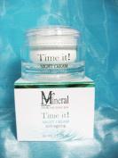 Mineral Line - Dead Sea, Anti-Ageing Night Cream, 50 ml / 1.75 oz