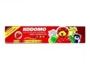 Lion Kodomo Children Child Kids Kid Xylitol Toothpaste Strawberry 90 G Made in Thailand