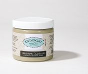 Living Clay Cleansing Clay Mask 470ml - All Natural Calcium Bentonite Clay - Ultra Pure - 240ml