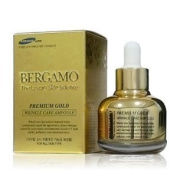 Karmart Bergamo the Luxury Skin Science Premium Gold Wrinkle Care Ampoule