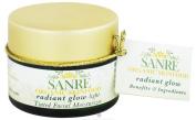SanRe Organic Skinfood - Radiant Glow Light - Organic Tinted Facial Moisturiser For All Skin Types