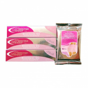Perfecting Britener Brightening Gel 50ml x 3pcs w/ FREE Feminine Wipes
