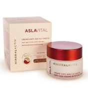 ASLAVITAL MINERALACTIV, Anti-Ageing Cream With Calcium