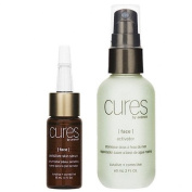 Cures by Avance Sensitive Skin Serum and Activator 2 piece