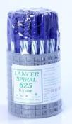 Spiral 825 the Blue Pen Lancer 0.5 Mm (50 Pcs / Box).