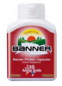 BANNER PROTEIN ORIGINAL (Red) 100 Capsules Body Enhancer