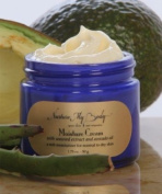 Nurture My Body Organic Moisture Cream for Normal to Dry Skin