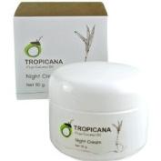 Tropicana Virgin Coconut Oil Night Cream 50g.