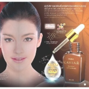 Mistine Caviar Extreme Concentrate Serum Anti-ageing Reduce Wrinkle Fine Line Amazing of Thailand