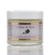 Creme de Rose Heavenly Facial Moisturiser 60ml by Simply Divine Botanicals
