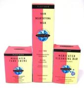 Clear Essence Platinum Series Blemish and Acne Trio