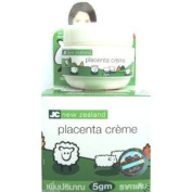 Jc NEW Zealand Anti-ageing Placenta Cream 5g.