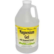 Magnesium Gel with Seaweed Extract, 1890ml