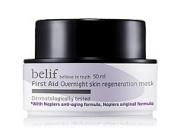 KOREAN COSMETICS, LG Household & Health Care_ belif, First Aid Overnight Skin Regeneration Mask 50ml (sleeping pack, moisturising, nutrition supply)[001KR]