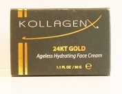 KollagenX 24KT Gold Ageless Hydrating Face Cream - 35ml