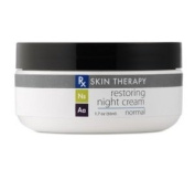 Rx Skin Therapy Restoring Night Cream - Normal