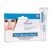 Vincere Anti-melasma Cream 15g.made Thailand
