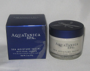 Bath & Body Works Aquatanica Spa Sea Moisture Facial With Pearl Protein With Exclusive Marine Nutrient Complex, 60ml