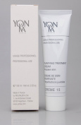 YONKA CREME 15 PROBLEM SKIN PURIFYING TREATMENT CREAM 3.52 FL OZ 100ML HUGE BIG SIZE