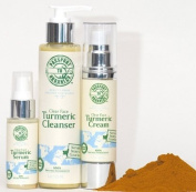 Clear Face Turmeric Cream Set