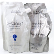 L'Oreal Paris X-tenso Moisturist Hair Straightener Set for Sensitive Hair 800ml