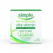 Simple Vital Night Cream 50 ml