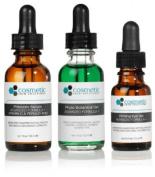 Phloretin Serum + Phyto + Botanical Gel + Firming Eye Gel Advanced Formula +. Prevent / Lighten & Hydrate / Firm Eyes - 3 Combo Pack - 1 fl oz / 30 ml each.