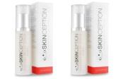2 Bottles Skinception Rosacea Relief Serum 30ml