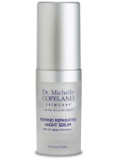 Dr. Michelle Copeland Skin Care Rewind Reparative Night Serum-0.5 oz