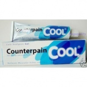 10x Counterpain Analgesic Balm Cool Muscle Pain Releif Gel Amazing of Thailand