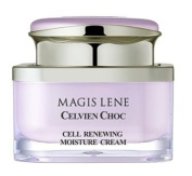KOREAN COSMETICS, INEL Cosmetics_ MAGISLENE, Celvien Choc cell Renewing Moisture Cream 50g (highly enriched snail phlegmatic, stem cell culture media, Intensive Moisturising, Long Lasting) [001KR]