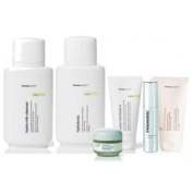 Dermamelan Maintenance Set ~Includes:Milk Cleanser,Toner,Hydra Vital K,Sunblock,Radiance Eye Contour
