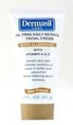 Dermasil Labs Oil Free Daily Retinol Facial Cream 60ml