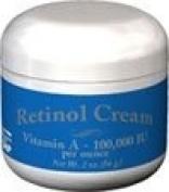 Vitamin World Retinol Cream, 60ml, A 100,000 IU per oz
