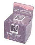Esoterica facial cream day time with moisturiser - 70ml
