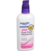 Equate Oil Free Dual Power Moisturiser 120ml. Clean & Clear
