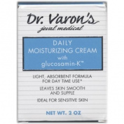Dr. Varon's, Jeval Medical, Daily Moisturising Cream With Glocosamin-k, 60ml