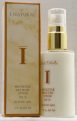 I Natural Protective Moisture Lotion SPF 15 - For All Skin Types