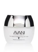 Avani Dead Sea Skin Balance Moisturising Gel-Cream - For Normal to Combination Skin