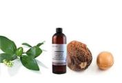 Nourishing Jojoba - Argan Oil. Blend for Hair Face Body --100 Ml/3.33 Oz
